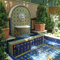 Mediterranean Landscape by Integration Design Studio, Landscape Architects