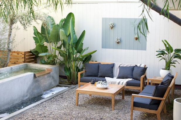 Modern Garden by Becky Bourdeau @ Potted