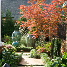 Traditional Landscape by Gurley's Azalea Garden