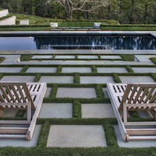 Contemporary Landscape by Terra Ferma Landscapes
