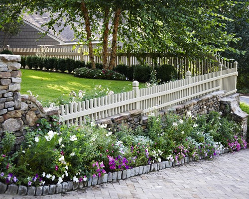 this is an example of a traditional driveway in atlanta for summer - Driveway Design Ideas