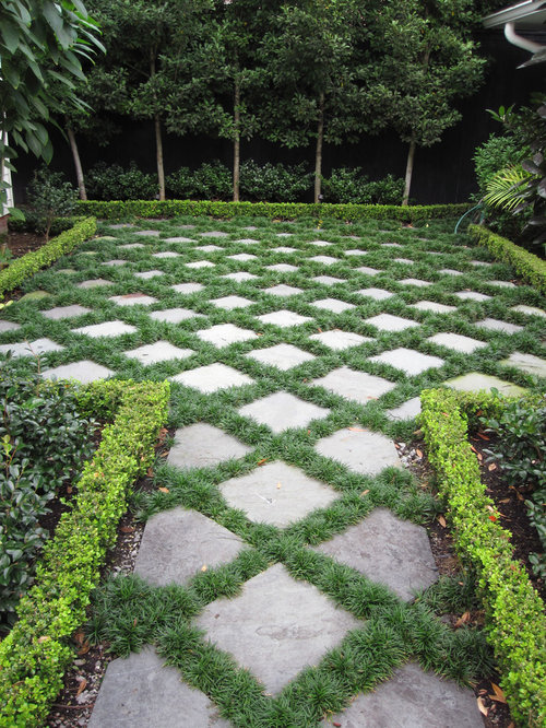 Dwarf mondo grass ideas pictures remodel and decor for Landscaping rocks new orleans