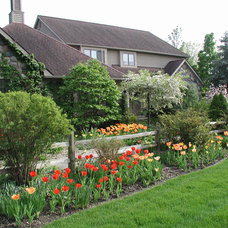 Traditional Landscape by Specialty Gardens