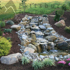 Landscape by Pittsburgh Stone & Waterscapes, LLC