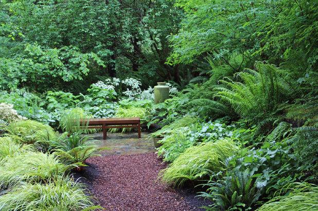 Modern Garten by Bliss Garden Design, LLC