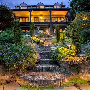 Magnolia Residence- Hillside Renovation