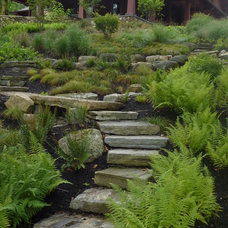Traditional Landscape by Stone Farm