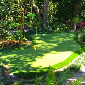 Maitland Putting Green
