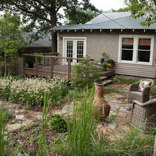 Craftsman Landscape by Golightly Landscape Architecture