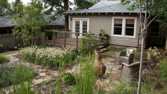 Major Renovation for a Craftsman-style Forest Park Bungalow