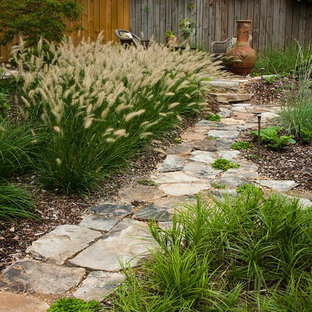 This is an example of a craftsman landscaping in Birmingham.