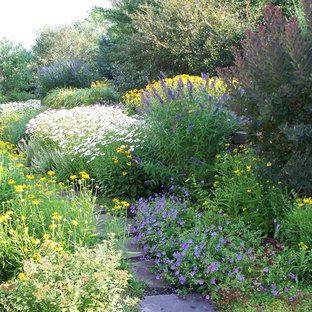 Klassischer Garten in Philadelphia
