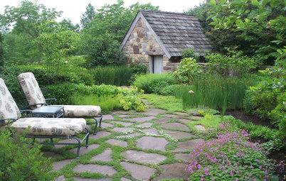 Low-Maintenance Ground Covers to Go With Your Pavers