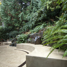 Contemporary Landscape by Kim Rooney Landscape Architecture