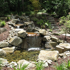Contemporary Landscape by Malone's Landscape Design | Build