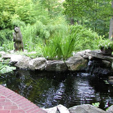 Landscape by Anne F Walters Company, Landscape Architects
