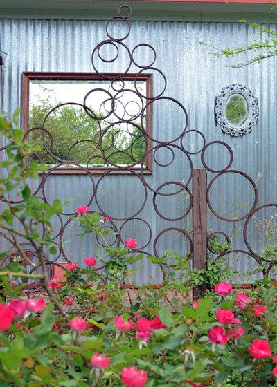 Eclectic Garden by Sarah Greenman