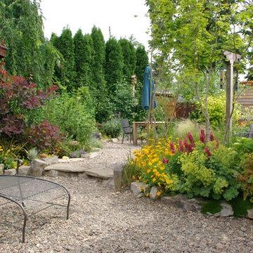 Manzanita Garden