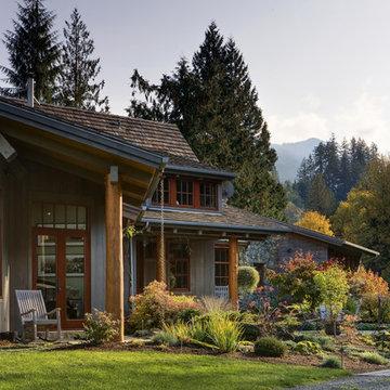 Maple Falls Residence