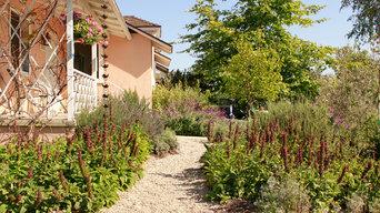 Mar Vista CA Native Garden