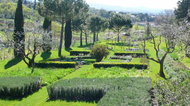 Mediterran Garten by Mariachiara Pozzana