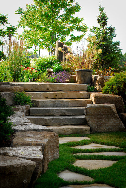 Traditional Landscape by The Landmark Group