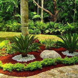 Landscaping ideas miami for Landscape design miami