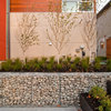 Garden Walls: Gabion Evolves From Functional to Fabulous