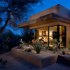 Southwestern Landscape by Link Architecture, PC