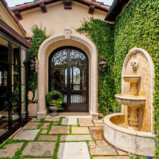 Mediterranean Landscape by Tim Nelson | Willis Allen Real Estate