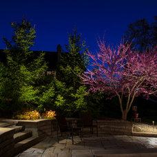 Traditional Landscape by Lite4 Outdoor Lighting