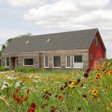 Contemporary Landscape by Nilsen Landscape Design, LLC
