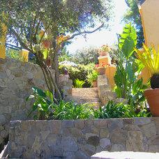 Mediterranean Landscape by AFLA-Landscape Design