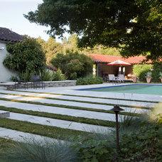 Mediterranean Landscape by Shades Of Green Landscape Architecture