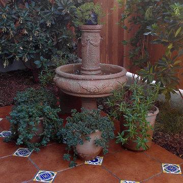 Mediterranean Garden Room