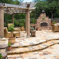 Mediterranean Landscape by Small Brown Landscape Architects