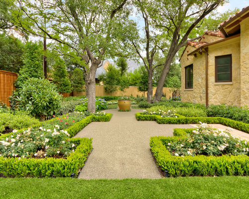 Boxwood Hedge Houzz