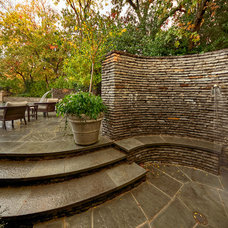 Midcentury Landscape by Harold Leidner Landscape Architects