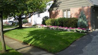 Melrose Front and Backyard Renovation