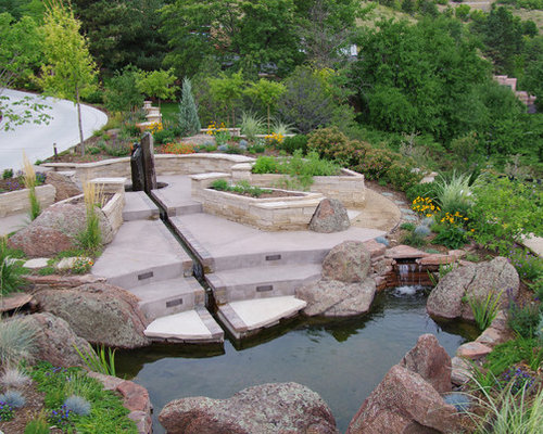 Houzz Memorial Garden Design Ideas Remodel Pictures