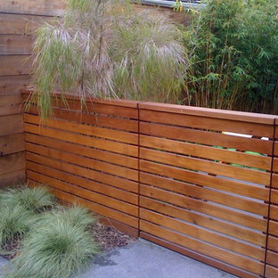 Design ideas for a modern landscaping in San Francisco.