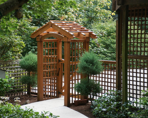 front door arbor photos - Arbor Design Ideas