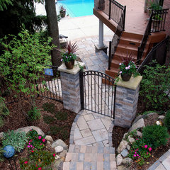 traditional landscape by Miller Landscape Inc.