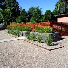 Modern Landscape by Red Twig Studio