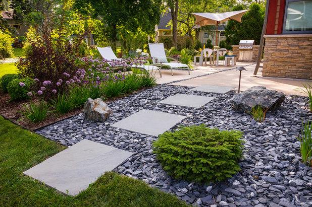 Pavimento del cortile soluzioni per renderlo molto speciale