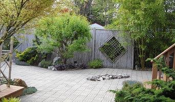 Milford Chinese Courtyard Garden