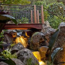 Tropical Landscape by Pedersen Associates