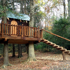 Rustic Kids by Tree Top Builders