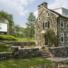 traditional landscape by Archer & Buchanan Architecture, Ltd.