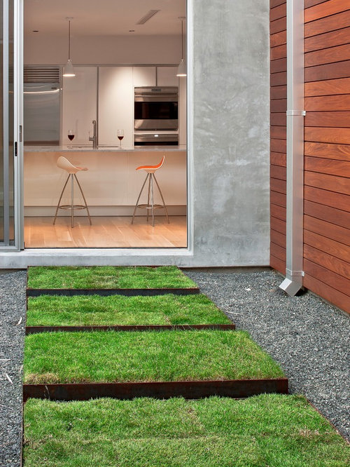 Grass And Pavers Ideas Pictures Remodel And Decor